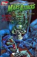 Mars Attacks- Graphic Album - TPB/Graphic Novel